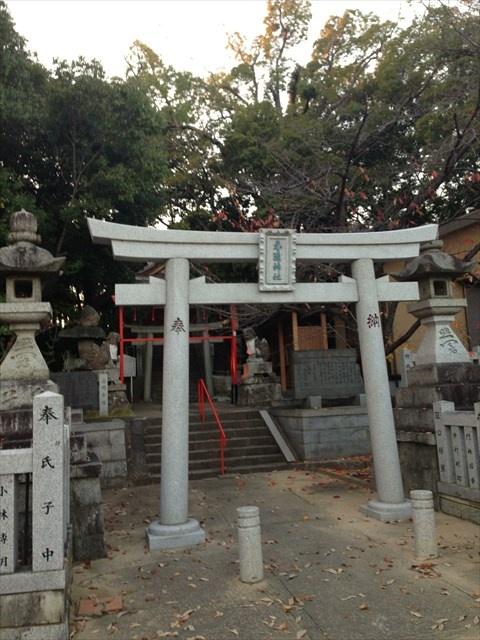 忍陵神社   神社検索の日本神社
